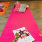 Un atelier Relaxation avec Sandra