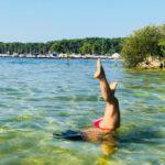 Yoga Biscarrosse plage – l'été se prépare